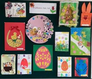 Konkurs pocztowek Wielkanoc